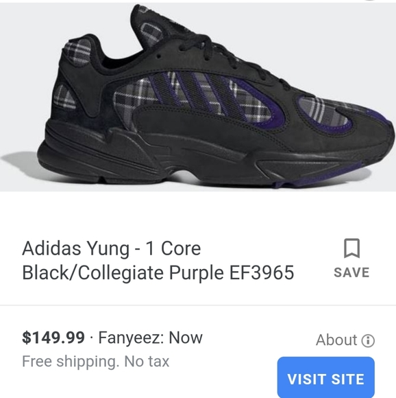 adidas Shoes | Yung1 Brand New With
